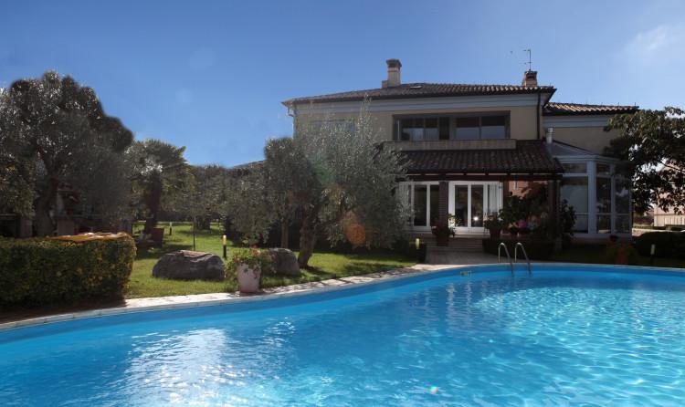 Villa Istrien - VILLA FANTASTICA MARE in Poreč Kroation