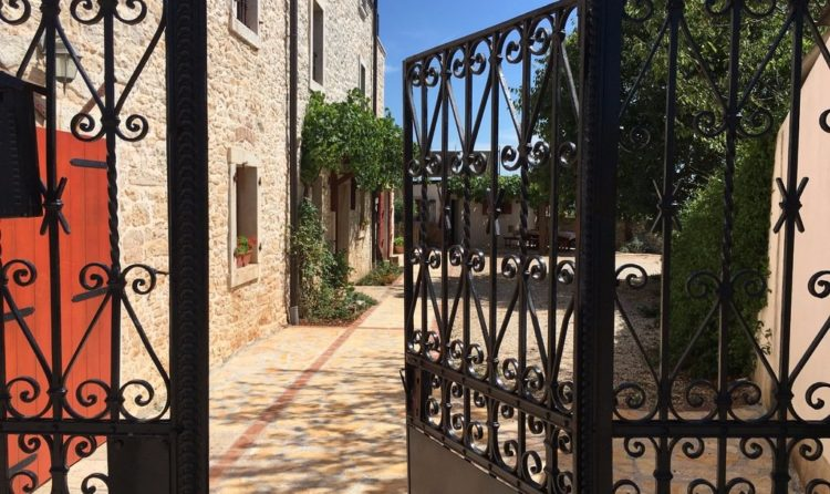 Villa bella Istria